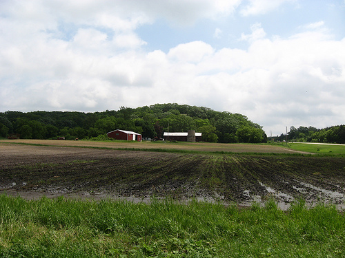 Summit farmland