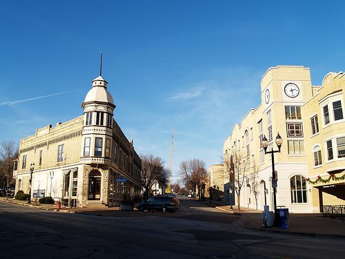 Wauwatosa downtown